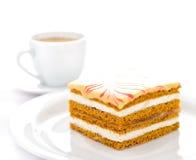 cakehonung Royaltyfri Foto