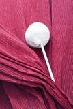 Cakepop pour le mariage et le jour de valentines Photographie stock