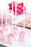 Cakepops Royaltyfri Foto