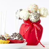 Cakepops Royalty Free Stock Images