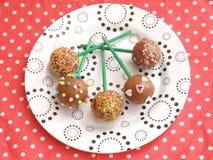 Cakepops Royalty Free Stock Image