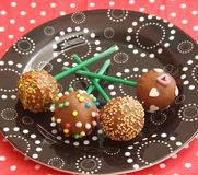 Cakepops Stock Images