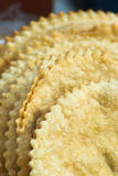 Cakes. Fresh fried in vegetable oil cakes Royalty Free Stock Image