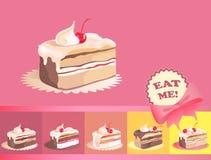 Cakes Stock Image