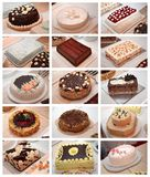 Cakes Royalty Free Stock Photos