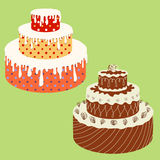 Cakes Royalty Free Stock Images