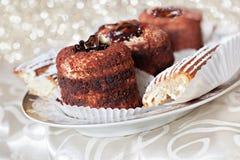 Cakes stock fotografie