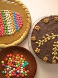 Cakes Stock Afbeelding
