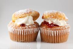 Cakes Royalty-vrije Stock Afbeeldingen