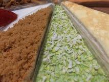 cakes Arkivbild