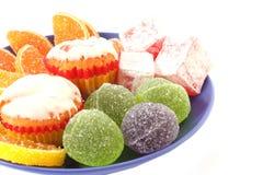 cakes Royalty-vrije Stock Foto's