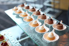 Cakes And Pastry Royalty Free Stock Photography