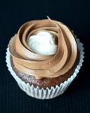 Cakes `Compliment` - chocolate cream stock photos