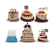 Cakes Royalty Free Stock Image