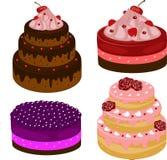 Cakes Royalty Free Stock Photo