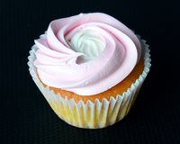Cakes `Compliment` - pink cream stock photo