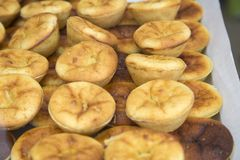 Cakes in Evora royalty-vrije stock fotografie