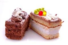 cakes isolerad sötsak arkivfoton
