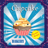 Cakes label Royalty Free Stock Photo