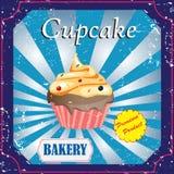 Cakes label Royalty Free Stock Photo