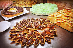 Cakes and pastries Royalty Free Stock Image