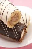 cakes sponge tre Royaltyfria Foton