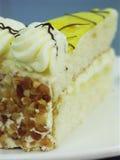 cakeskiva Royaltyfri Fotografi