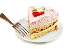 cakestycke arkivbild