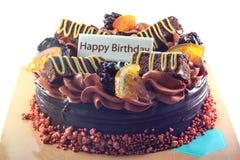 Cakesverjaardag Royalty-vrije Stock Afbeeldingen