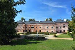 Cakovice chateau Stock Photography