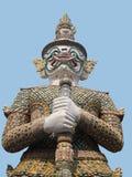 Cakravarti. Is the white body giant and close friend of Ravana Stock Photos
