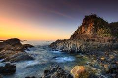 Calçada do basalto do gigante Foto de Stock