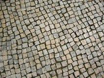 Calçada Portuguesa Immagini Stock