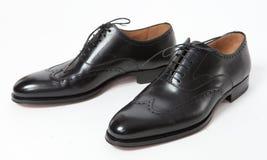 Calçados do homem fotografia de stock royalty free