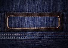 Calças de brim Fotos de Stock