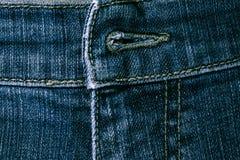 Calças de brim Foto de Stock
