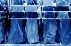 Calças de brim Imagens de Stock