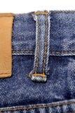 Calças de brim Fotografia de Stock
