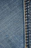 calças de brim da textura Imagens de Stock