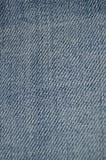 calças de brim da textura Fotografia de Stock Royalty Free