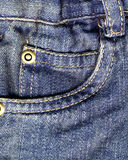 Calças de ganga imagens de stock