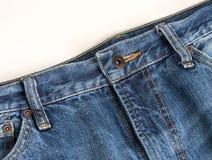 Calças de ganga Imagem de Stock