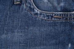 Calças de ganga Fotos de Stock
