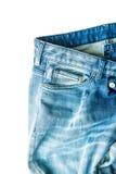 A calças de ganga foto de stock royalty free