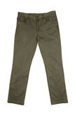 A calças dos homens Foto de Stock Royalty Free