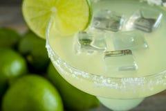 Cal clásica Margarita Drinks Fotografía de archivo