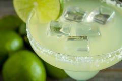 Cal clásica Margarita Drinks Imagen de archivo libre de regalías