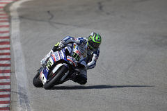 Cal Crutchlow Royalty Free Stock Images