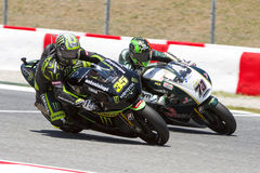 Cal Crutchlow Royalty Free Stock Image
