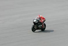 Cal Crutchlow potwora Yamaha techniki 3 drużyna Zdjęcia Royalty Free